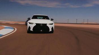 Lexus IS 350 F Sport TV Spot, 'Barrett-Jackson: Lexus Driving Signature' Featuring Townsend Bell [T1] - Thumbnail 8