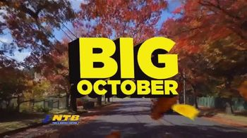 National Tire & Battery Big October TV Spot, 'Instant Savings and Rewards Card on Continental Tires' - Thumbnail 2