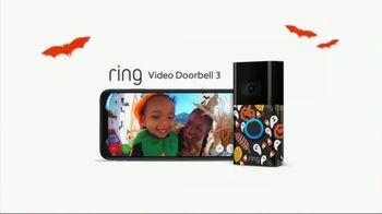 Ring Video Doorbell 3 TV Spot, 'Happy Halloween' - Thumbnail 10