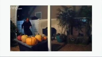 Ring Video Doorbell 3 TV Spot, 'Happy Halloween' - Thumbnail 4