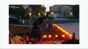 Ring Video Doorbell 3 TV Spot, 'Happy Halloween' - Thumbnail 7