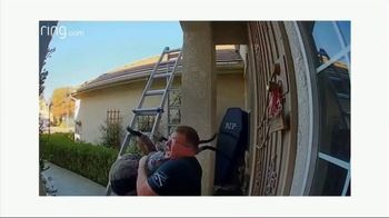 Ring Video Doorbell 3 TV Spot, 'Happy Halloween' - Thumbnail 8