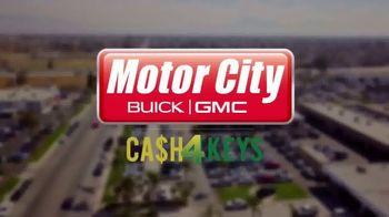 Motor City Buick GMC TV Spot, 'Cash 4 Keys' - Thumbnail 1