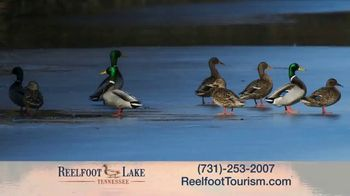 Reelfoot Lake Tourism Council TV Spot, 'Duck and Goose Hunting' - Thumbnail 1