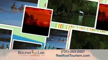 Reelfoot Lake Tourism Council TV Spot, 'Duck and Goose Hunting' - Thumbnail 2
