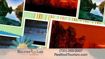 Reelfoot Lake Tourism Council TV Spot, 'Duck and Goose Hunting' - Thumbnail 4