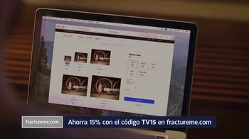 Fracture TV Spot, 'Sube una imagen' [Spanish] - Thumbnail 3