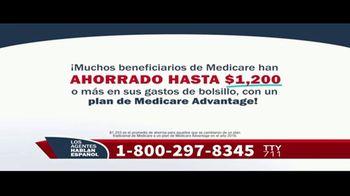 MedicareAdvantage.com TV Spot, 'Atención' [Spanish] - Thumbnail 3