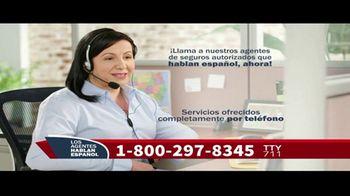 MedicareAdvantage.com TV Spot, 'Atención' [Spanish] - Thumbnail 4