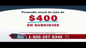 MedicareAdvantage.com TV Spot, 'Atención' [Spanish] - Thumbnail 5
