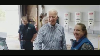 Biden for President TV Spot, 'President for All Americans' - Thumbnail 1