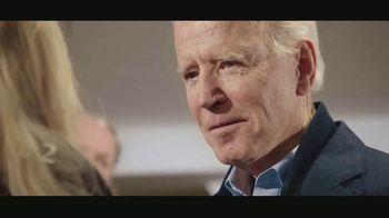 Biden for President TV Spot, 'President for All Americans' - Thumbnail 8