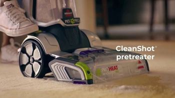 Bissell 2X Revolution Pet Pro TV Spot, 'Removes Stains' - Thumbnail 4