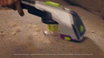 Bissell 2X Revolution Pet Pro TV Spot, 'Removes Stains' - Thumbnail 8