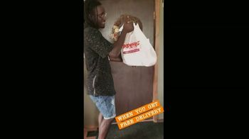 Popeyes TV Spot, 'ScribeMusic: Free Delivery' - Thumbnail 3