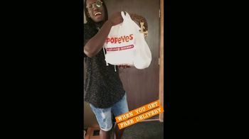 Popeyes TV Spot, 'ScribeMusic: Free Delivery' - Thumbnail 4