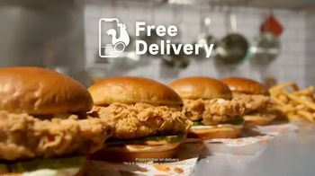 Popeyes TV Spot, 'ScribeMusic: Free Delivery' - Thumbnail 6