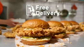 Popeyes TV Spot, 'ScribeMusic: Free Delivery' - Thumbnail 7