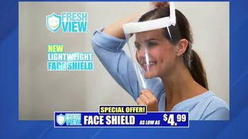 Fresh View TV Spot, 'Protect Your Eyes, Nose and Mouth' - Thumbnail 2