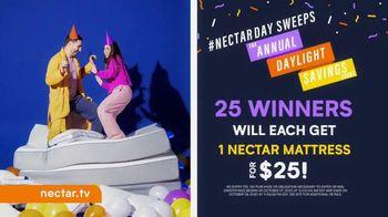 NECTAR Sleep Annual Daylight Savings Event TV Spot, 'NECTAR Day' - Thumbnail 4