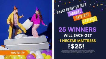 NECTAR Sleep Annual Daylight Savings Event TV Spot, 'NECTAR Day' - Thumbnail 5