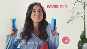 eCosmetics TV Spot, \'Save on Makeup, Skincare and Haircare\'