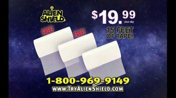 Alien Shield TV Spot, 'Peel and Stick'