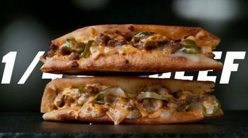 Papa John\'s Double Cheeseburger Papadia TV Spot, \'Meat Bounces\' Song by Zapp