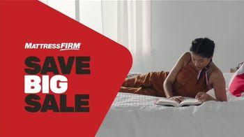 Mattress Firm Save Big Sale TV Spot, 'Sealy colchón queen: $299.99 dólares' [Spanish] - Thumbnail 1