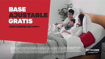 Mattress Firm Save Big Sale TV Spot, 'Sealy colchón queen: $299.99 dólares' [Spanish] - Thumbnail 3