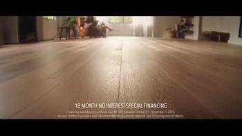 LL Flooring TV Spot, 'Bellawood Oak Floor: 18 Months Financing' - Thumbnail 2