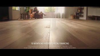 LL Flooring TV Spot, 'Bellawood Oak Floor: 18 Months Financing' - Thumbnail 3