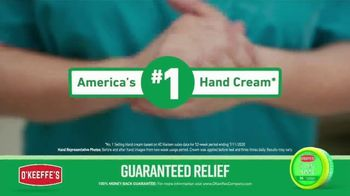 O'Keeffe's Working Hands TV Spot, 'Constant Washing: Healthy Feet' - Thumbnail 3