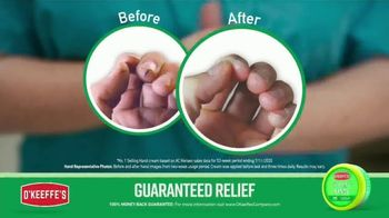 O'Keeffe's Working Hands TV Spot, 'Constant Washing: Healthy Feet' - Thumbnail 4