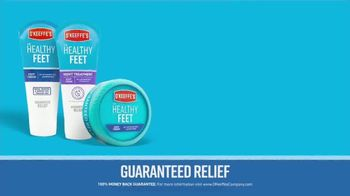 O'Keeffe's Working Hands TV Spot, 'Constant Washing: Healthy Feet' - Thumbnail 5