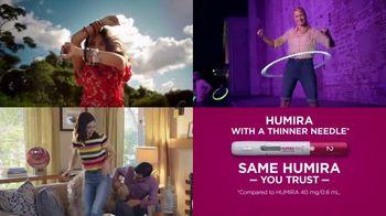 HUMIRA TV Spot, 'Less Is More: $5 per Month' - Thumbnail 2