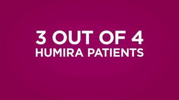 HUMIRA TV Spot, 'Less Is More: $5 per Month' - Thumbnail 4