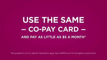 HUMIRA TV Spot, 'Less Is More: $5 per Month' - Thumbnail 5