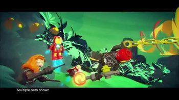 LEGO Marvel Avengers TV Spot, 'In My Universe: Super Suits'