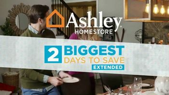 Ashley HomeStore 2 Biggest Days to Save TV Spot, '25% Off: Extended' - Thumbnail 1