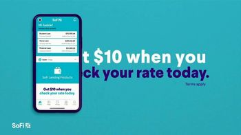 SoFi TV Spot, 'Check Your Rate Day' Song by Labrinth - Thumbnail 9