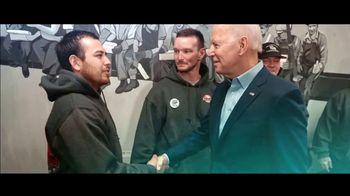 Independence USA PAC TV Spot, 'Biden: Taxes'