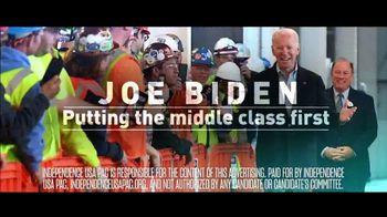 Independence USA PAC TV Spot, 'Biden: Taxes' - Thumbnail 9