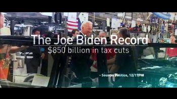 Independence USA PAC TV Spot, 'Biden: Taxes' - Thumbnail 3