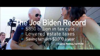 Independence USA PAC TV Spot, 'Biden: Taxes' - Thumbnail 5