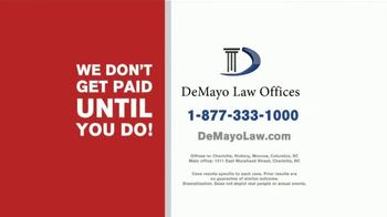 Law Offices of Michael A. DeMayo TV Spot, 'Life After an Accident' - Thumbnail 5