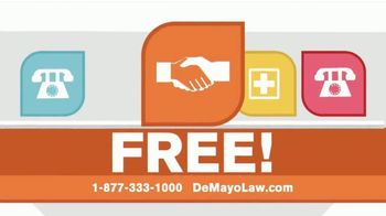 Law Offices of Michael A. DeMayo TV Spot, 'Life After an Accident' - Thumbnail 2