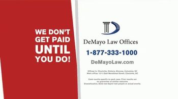 Law Offices of Michael A. DeMayo TV Spot, 'Life After an Accident' - Thumbnail 4