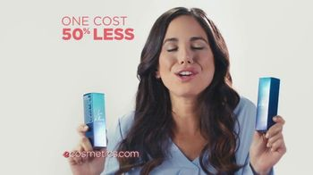eCosmetics TV Spot, 'Save Up to 50% on Every Major Brand of Makeup' - Thumbnail 2