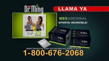 Dr. Ming Tea TV Spot, 'Bajar de peso rápidamente' [Spanish] - Thumbnail 7